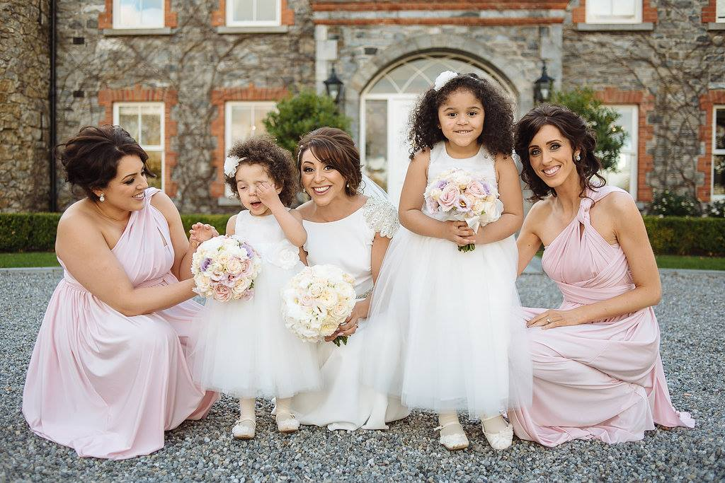 Ballymagarvey wedding by Magic Moments Floral Design www.magicmoments.ie