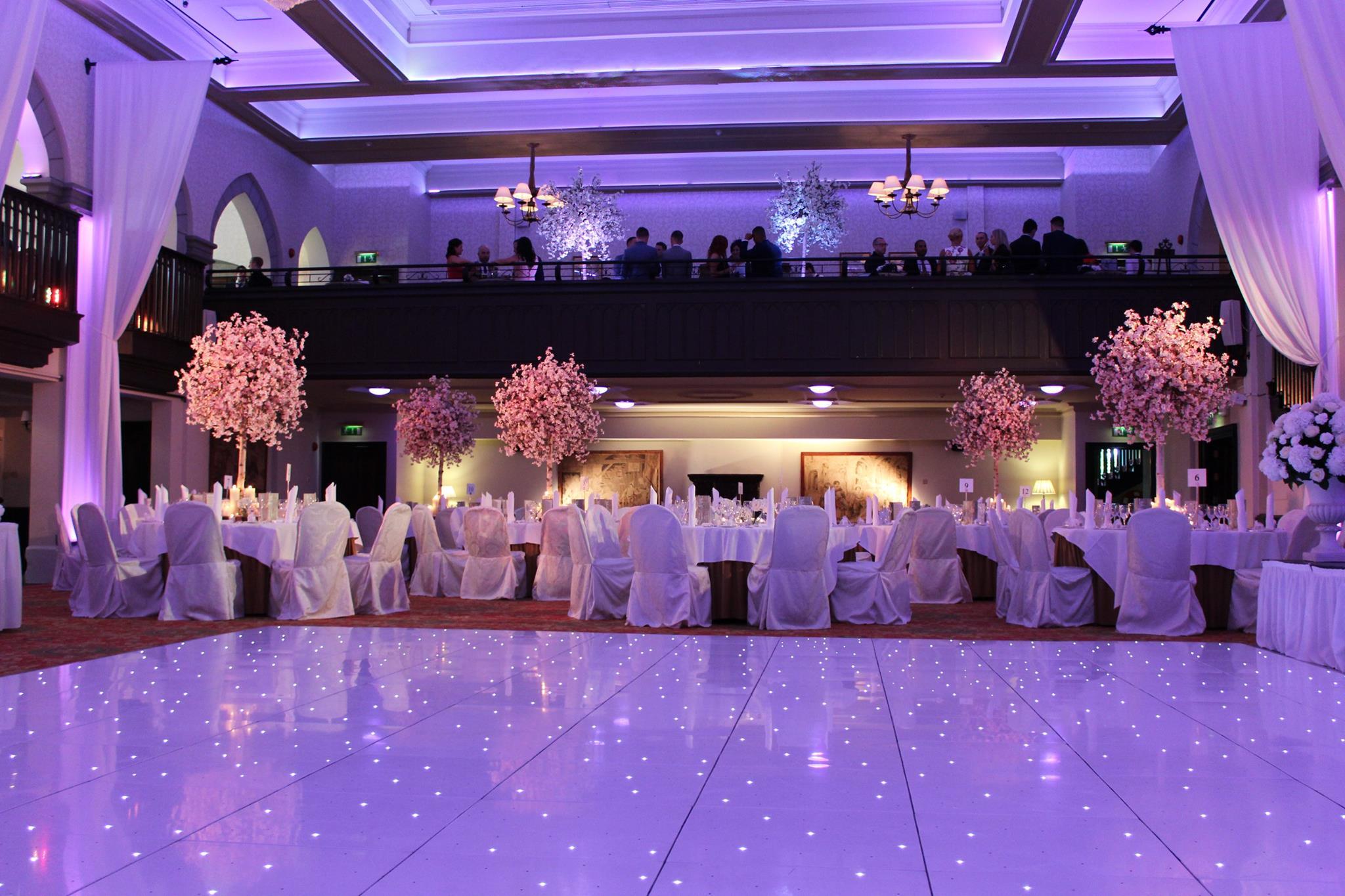 New wedding reception decorations lavender wedding castle wedding theme wedding decoration ideas junglespirit Gallery