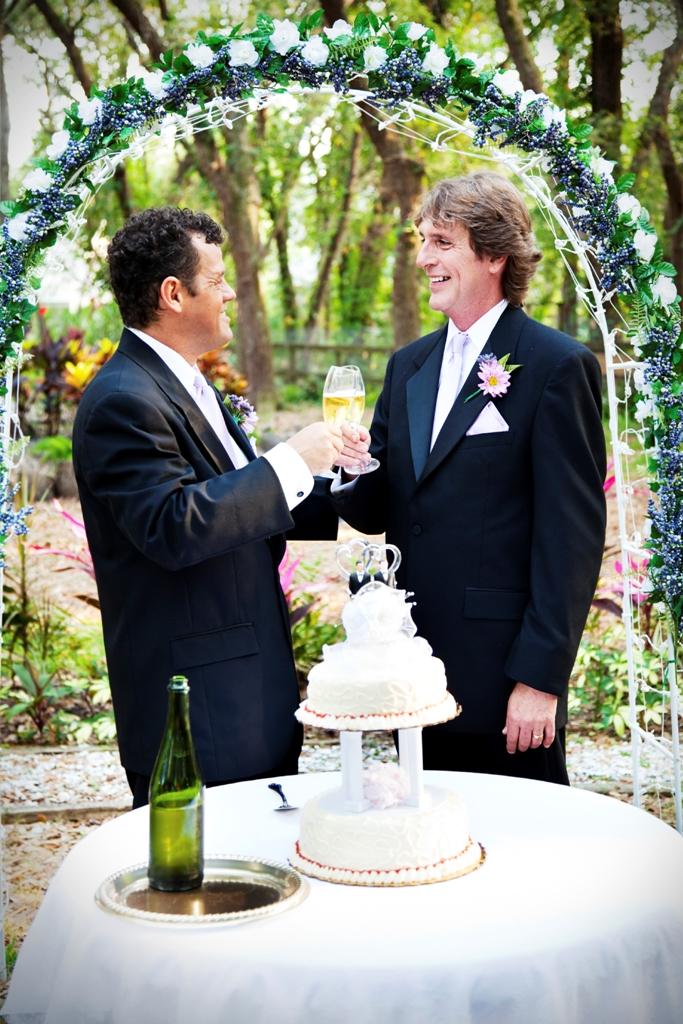 Тост для торта на свадьбу